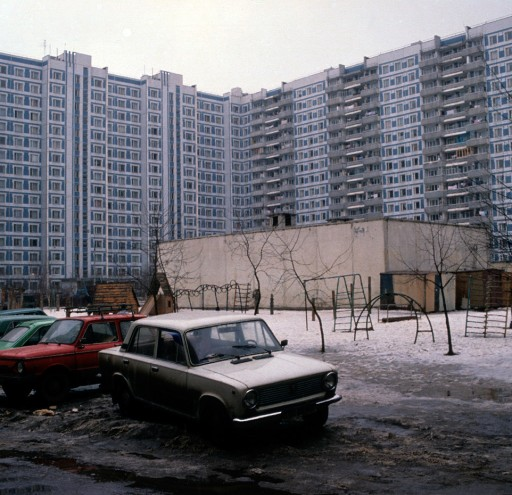 Moscow Russia 1994