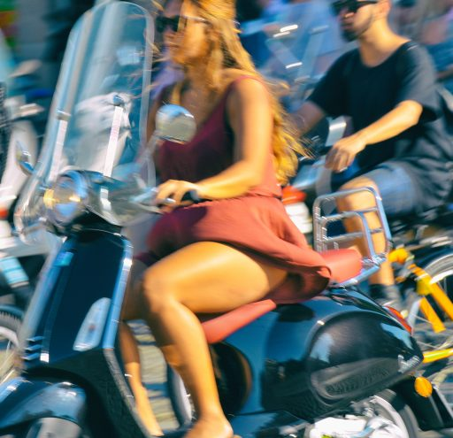 Scooter girl 2016
