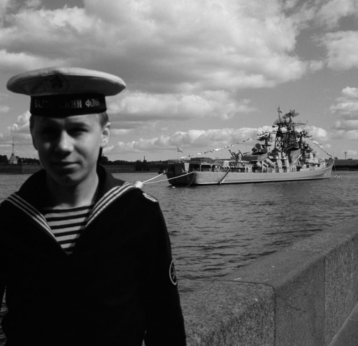 Sailor Leningrad 1987