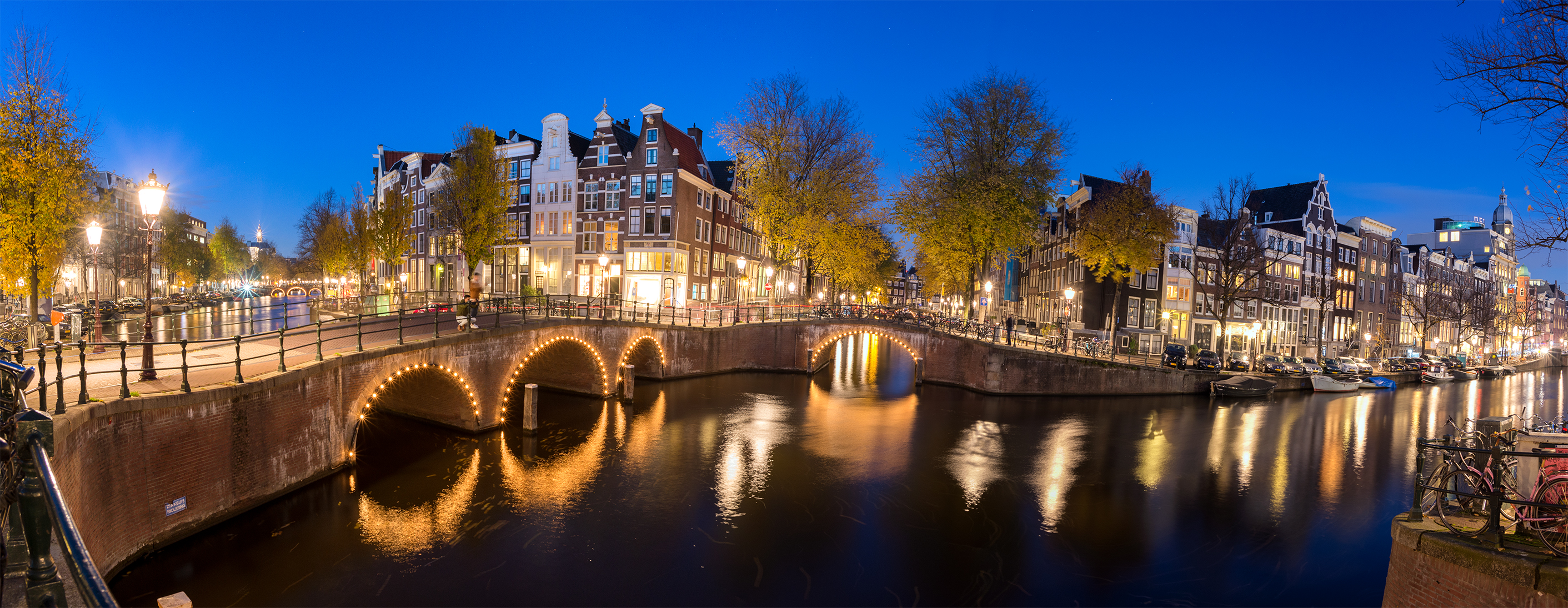Amsterdam by Night 2018